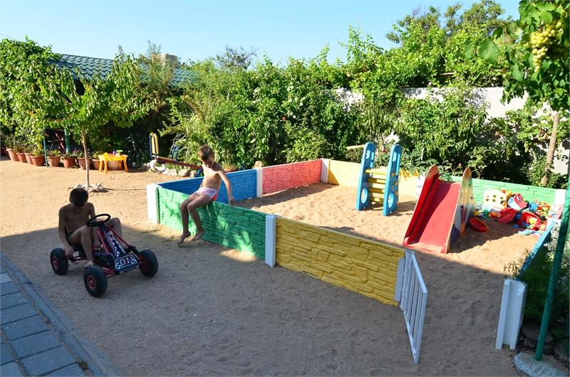 Недорогой отдых на Азовском море в Крыму в отелях