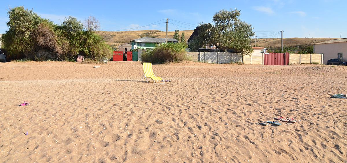 Недорогой отдых на Азовском море в Крыму
