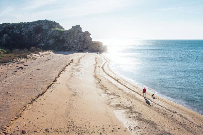 Пляжи рядом с Керчью – Генеральские пляжи фото